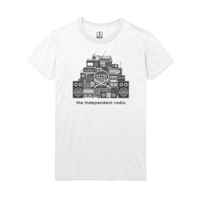 Camiseta Torre de Radios