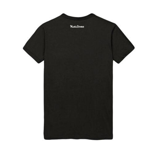 Camiseta Only Real Music-Blanca